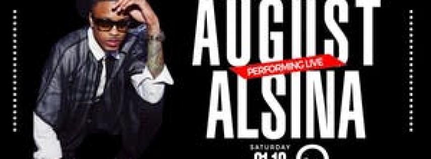 August Alsina Performing Live Saturday Night At Opera Nightclub