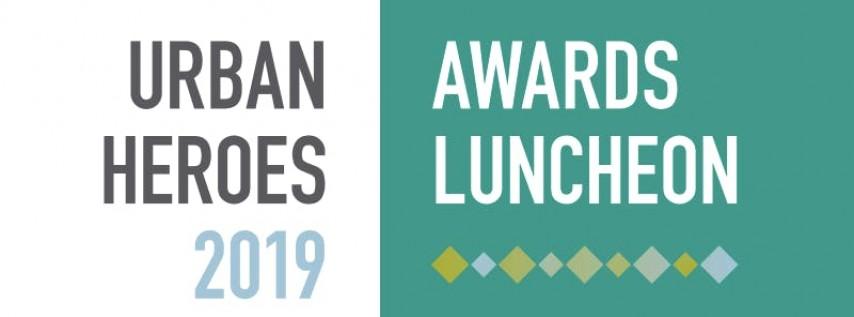 Urban Heroes 2019 Awards Luncheon