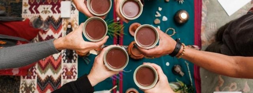 Monthly Women's Cacao Medicine Circle with Nicole Gnutzman
