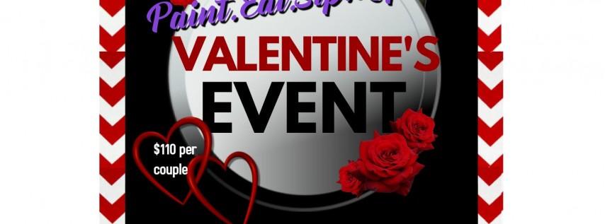Be Mine Valentine's Event