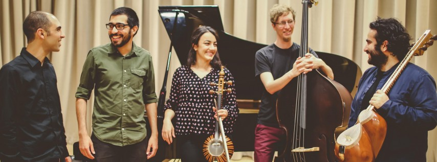 Sibarg Ensemble: An Evening of Iranian & Jazz Improvisation