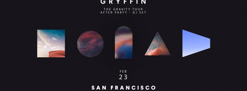 Gryffin DJ Set at Audio SF | 2.23.19