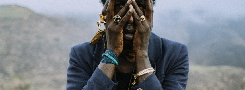 Saul Williams @ Brava Theater