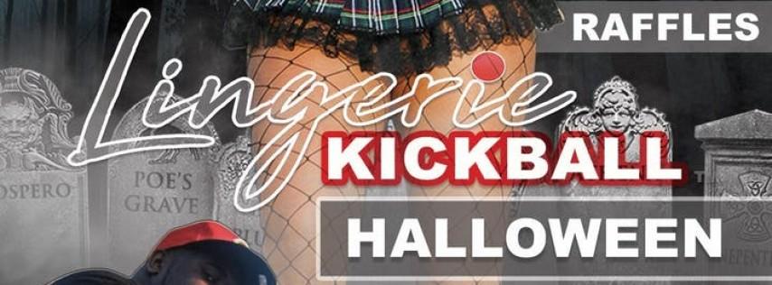 Lingerie Kickball - Halloween Edition