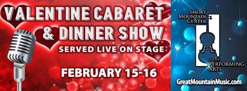 Valentine Cabaret & Dinner Show