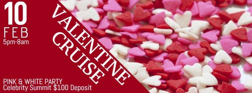 2019 Pink & White Valentine Cruise