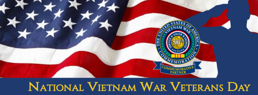 National Vietnam War Veterans Day Celebration