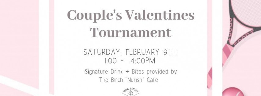 Valentine's Couple Tournament