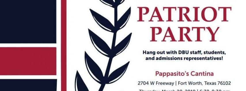 Patriot Party DFW