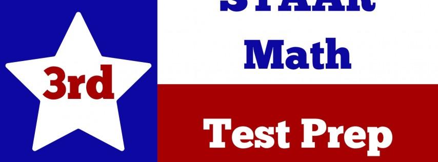 3rd Grade STAAR Math Test Prep