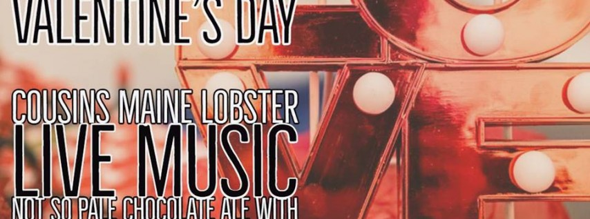 Valentine' Day at the Fainting Goat