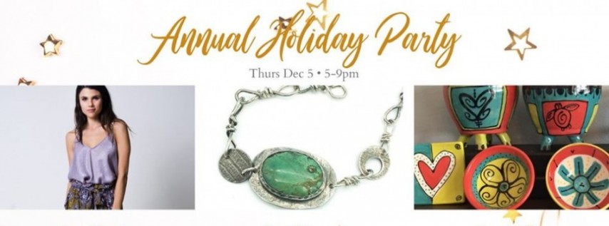 Annual Holiday Party | Shop Local