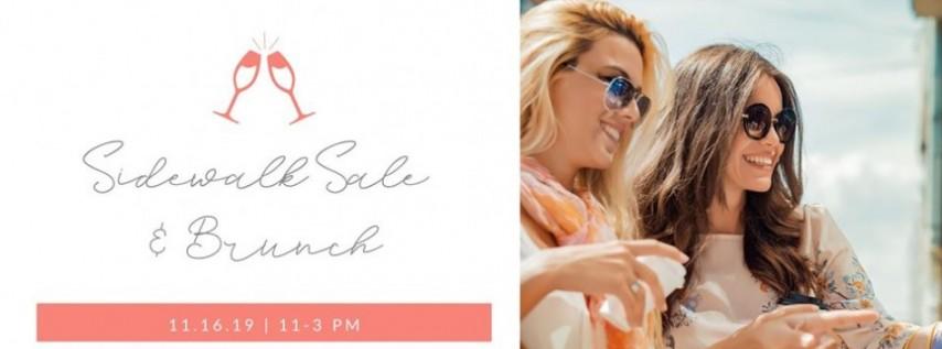 GG&R | Sidewalk Sale & Brunch
