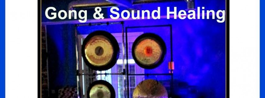 Gongs and Sound Healing