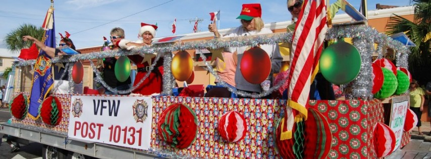 Cocoa Beach Christmas Street Parade