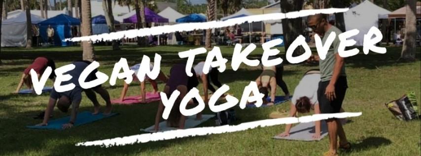 Vegan Takeover Yoga