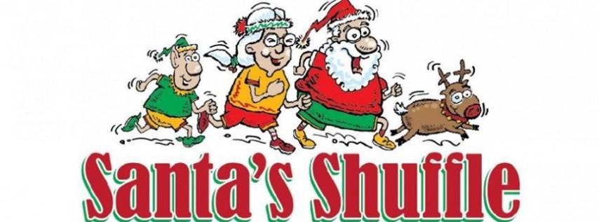 Santa's Shuffle 5K and Kids Run