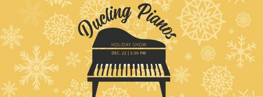 Dueling Pianos: Holiday Show