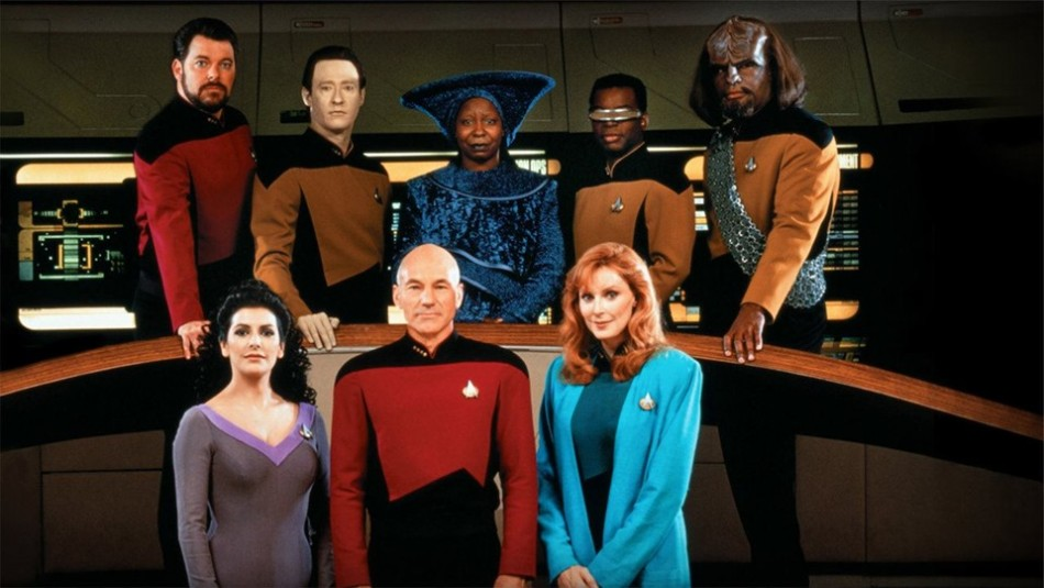 Star Trek the Next Generation Trivia Sunday Dec 15th at 7:30 PM