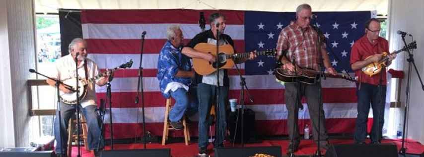 Hard Knox at Cabin Fever Pickin' Party