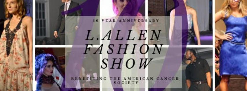 10th Annual L. Allen Fashion Show