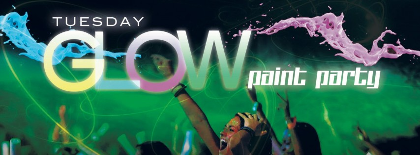 ULTIMATE GLOW PAINT PARTY 2019