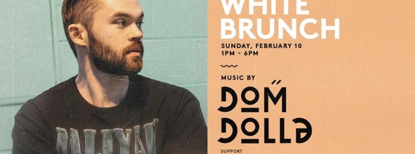 White Brunch w/ Dom Dolla at Bergerac SF | 2.10.19