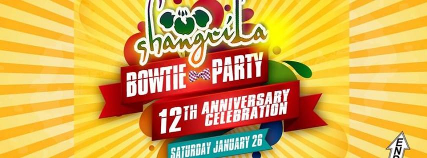 ⧒ ShangriLa Bowtie Party ⧒ - 12th Anniversary Celebration!