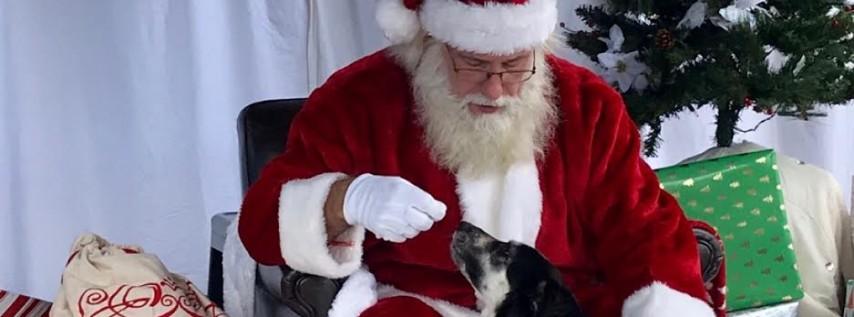 Santa Claus at 3 Daughters