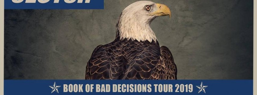 Clutch: Book of Bad Decisions Tour 2019 at Stubb's