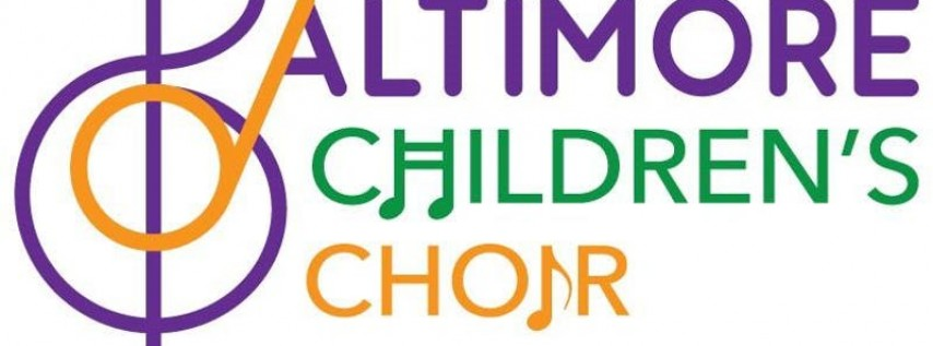 Baltimore Children's Choir Gala