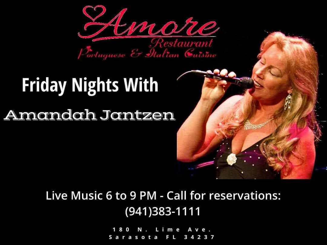 Friday Night with Amandah Janzen