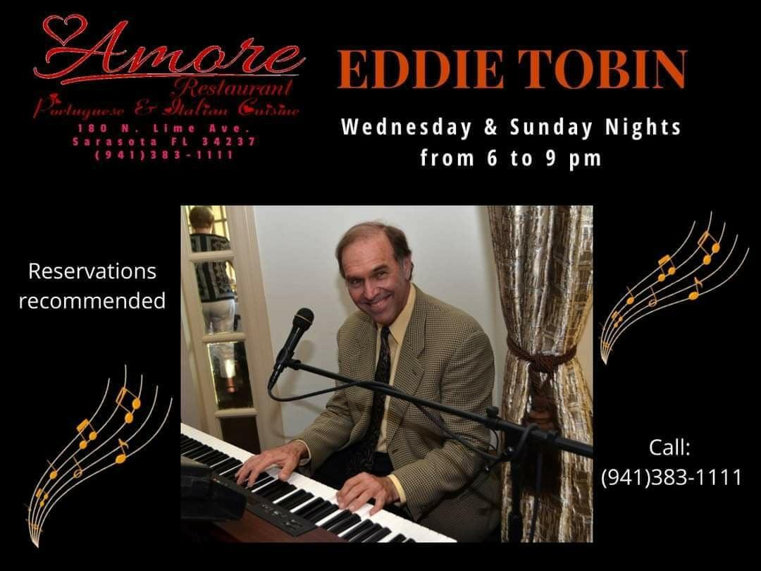 Sunday Night with Eddie Tobin