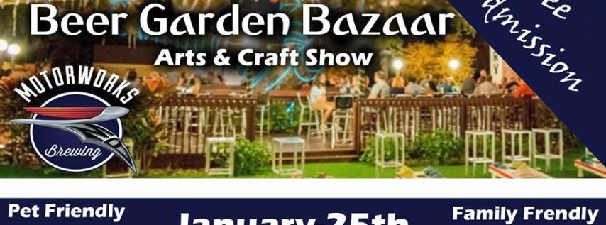 Beer Garden Bazaar