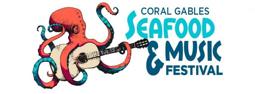 Miami/Coral Gables Seafood & Music Festival