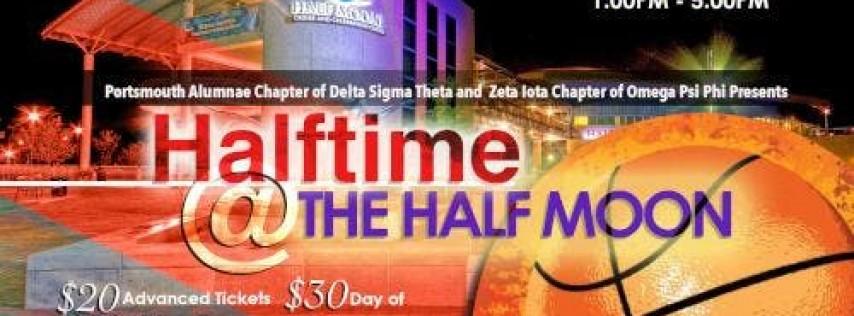 Halftime @ The Half Moon