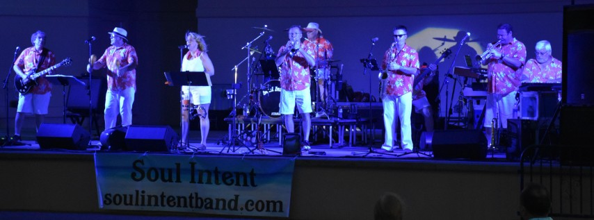 Soul Intent - Rotary Summer Concert Series