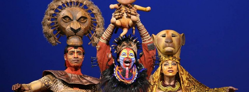 The Lion King at Barbara B Mann Performing Arts Hall