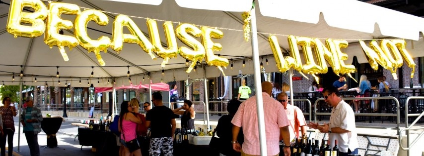 3rd Annual Tallahassee Wine Mixer: Because Wine Not