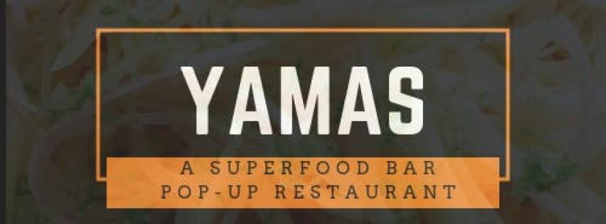 Superfood Bar presents: Yamas Pop-Up