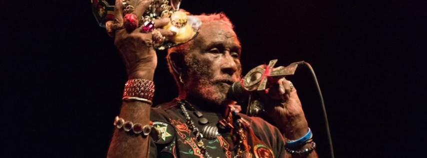 Lee 'Scratch' Perry + Subatomic Sound System