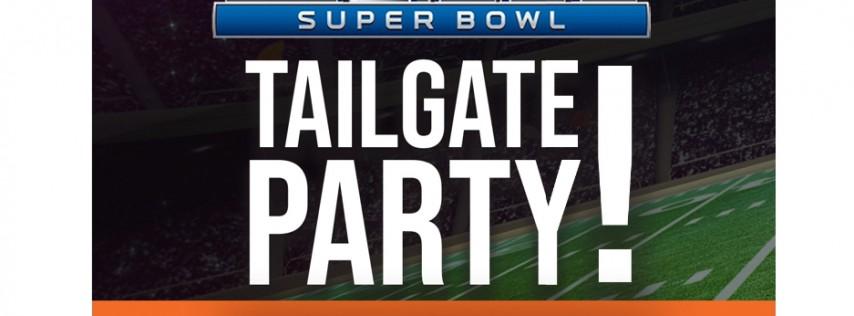 Crossover Church Super Bowl Tailgate Service