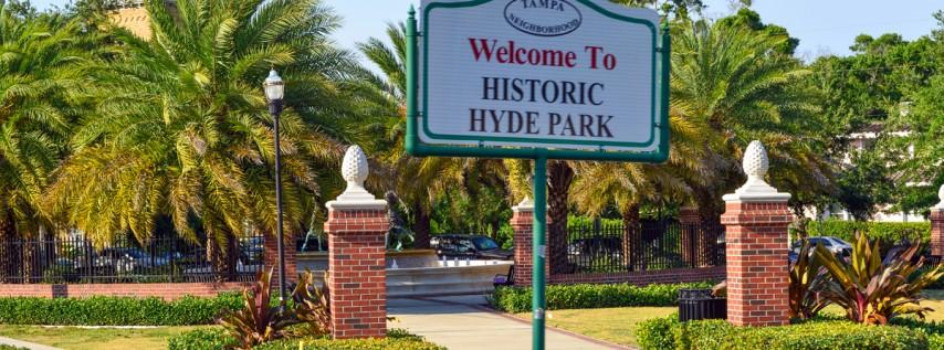 17th Annual Historic Hyde Park Neighborhood Association Home Tour