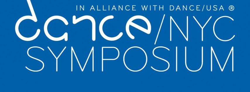 Dance/NYC 2019 Symposium Sponsorships