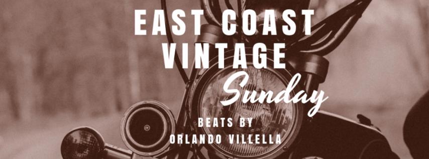 East Coast Vintage Party at Segafredo Lincoln Road