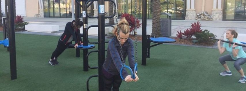 Free Community AdventHealth Fit Park class