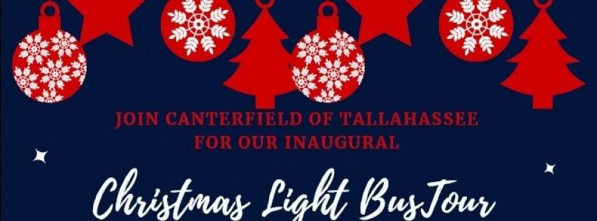 Christmas Light Bus Tour
