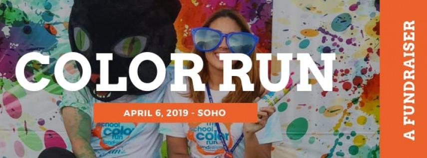 SoHo's 2nd Annual Color Run