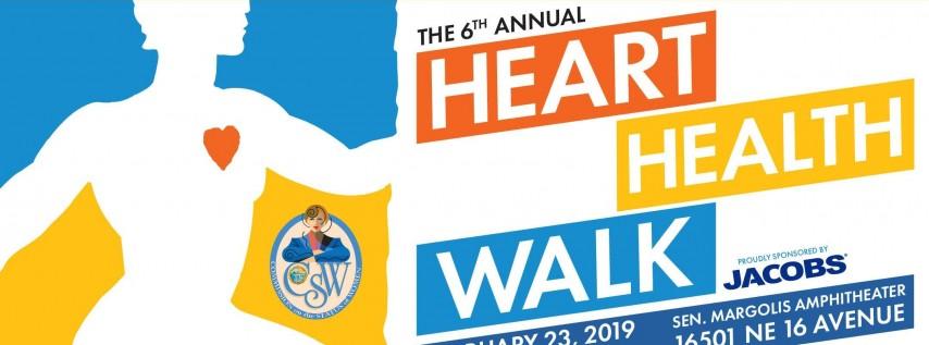 Heart Health Walk 2019