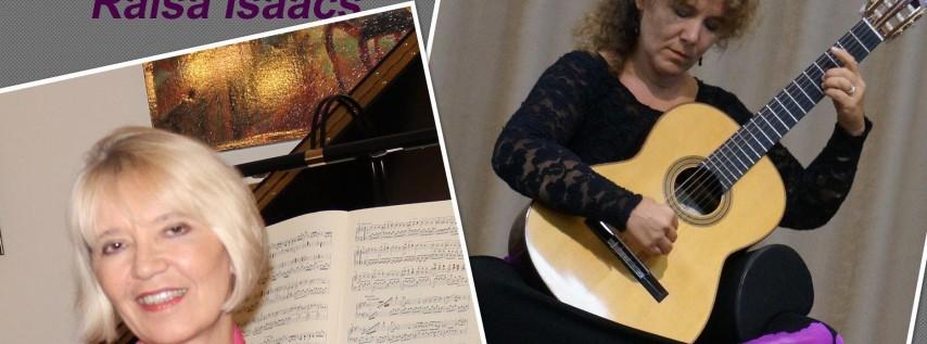 Classical Guitar&Piano Duo